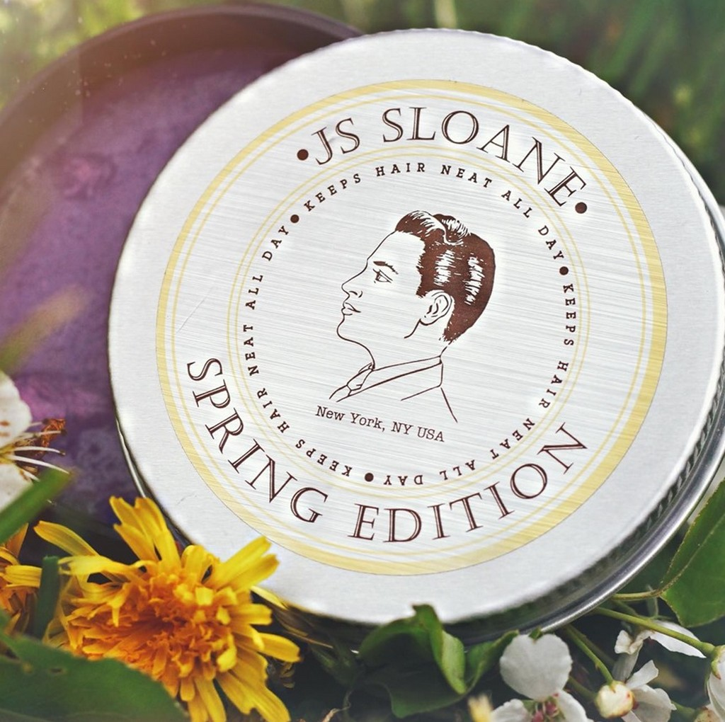 Pomade JS Sloane Spring Edition