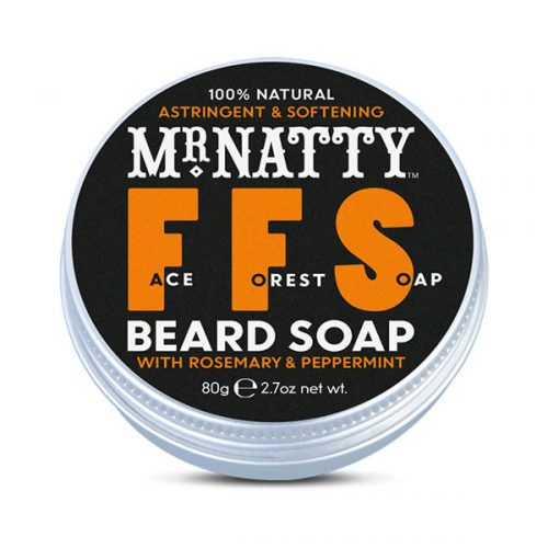 shampoing à barbe Mr Natty