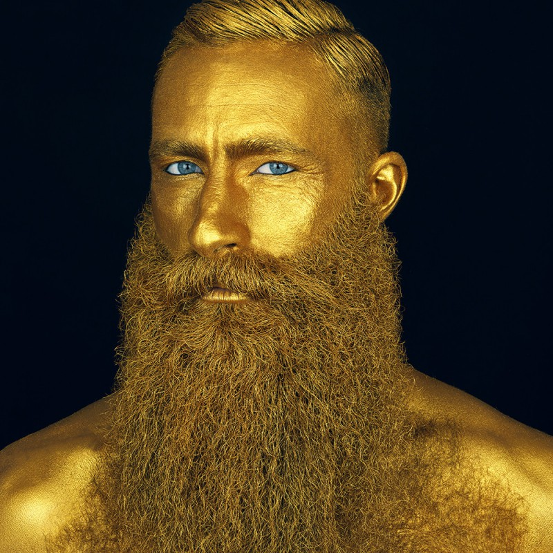 l'huile à barbe The Million Dollar Captain Fawcett