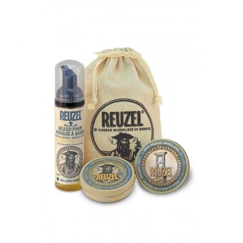 Pack Groom & Grow - Solid Cologne