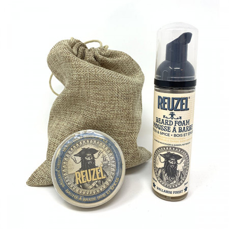 Pack Grosse Barbe Reuzel Wood and Spice