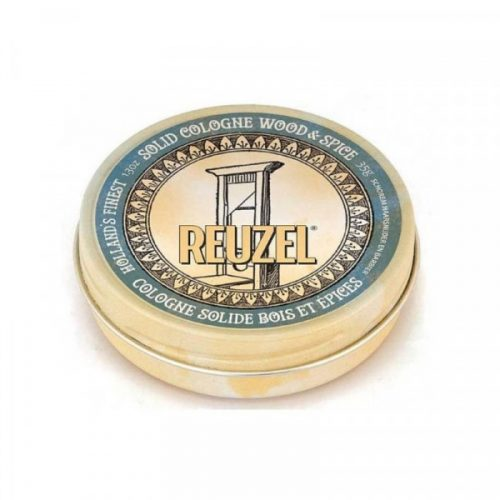 Solid Cologne Reuzel Wood and Spice