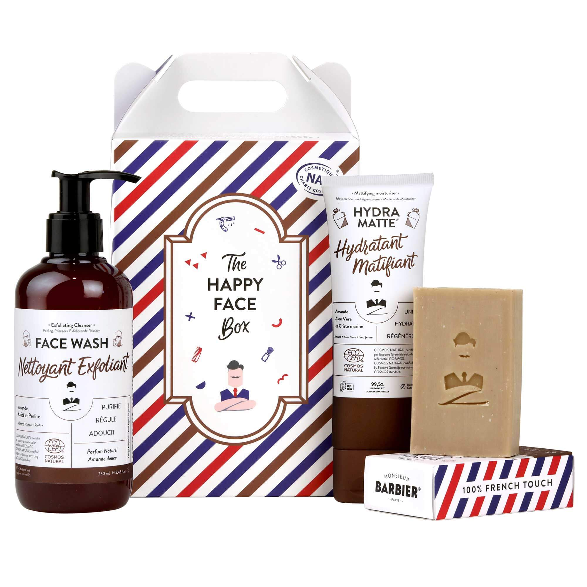The Happy Face Box Monsieur Barbier