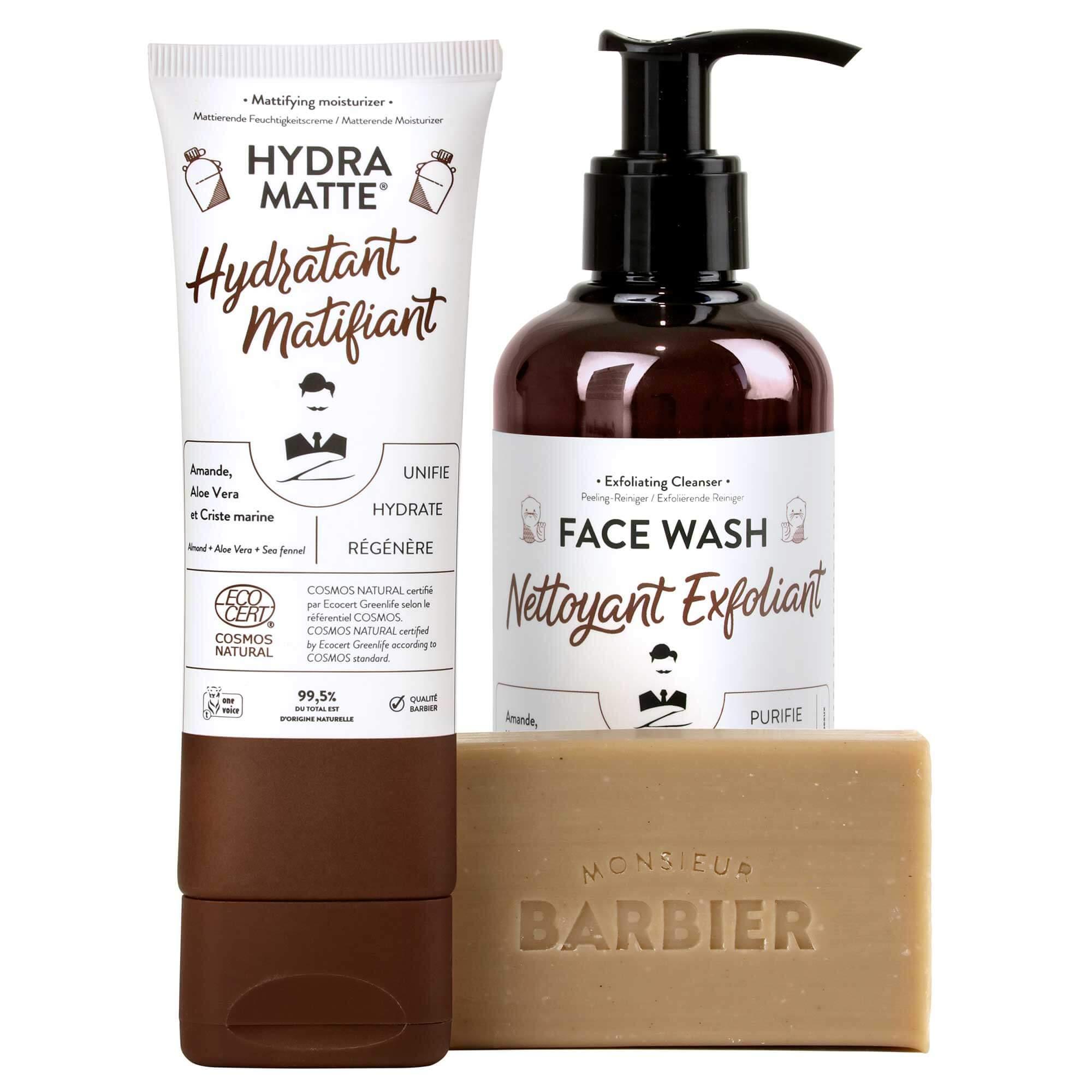 The Happy Face Box Monsieur Barbier