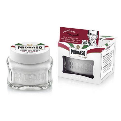 crème avant-rasage Proraso Blanc