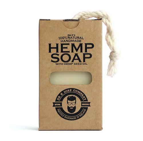 Savon Hemp Soap Dr K Soap visage et corps