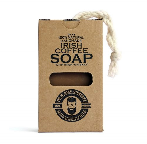 Savon Irish Coffee Dr K Soap visage et corps