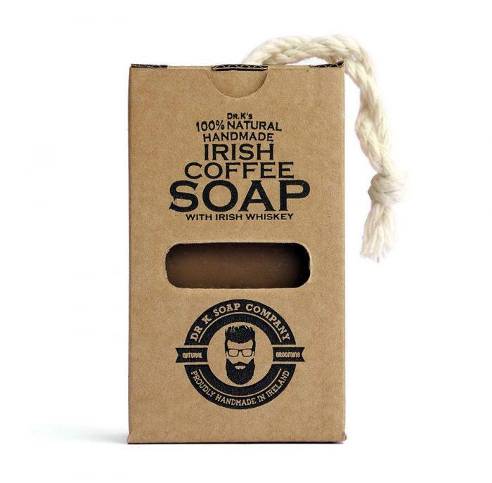 Savon Irish Coffee Dr K Soap visage et corps