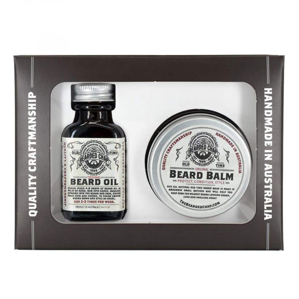 coffret The Bearded Chap Essential Duo