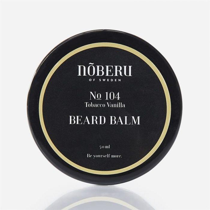 Baume à barbe Noberu Tobacco Vanilla