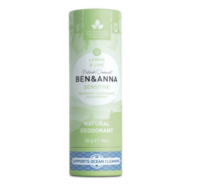 Déodorant Lemon & Lime Ben & Anna