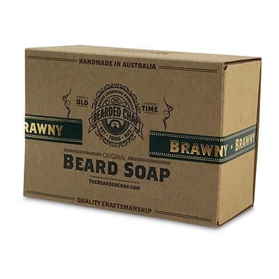 Savon à barbe The Bearded Chap Brawny