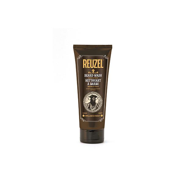 shampoing à barbe Reuzel