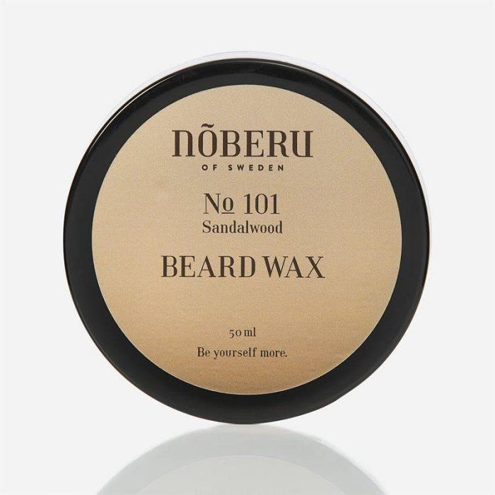 Cire à barbe Noberu Tobacco Vanilla