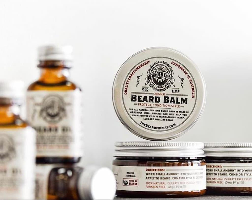 7 raisons d'utiliser un baume à barbe