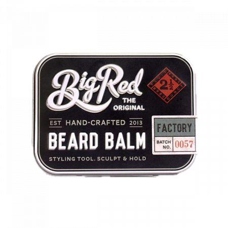 Baume à barbe Big Red Factory