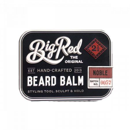 Baume à barbe Big Red Noble