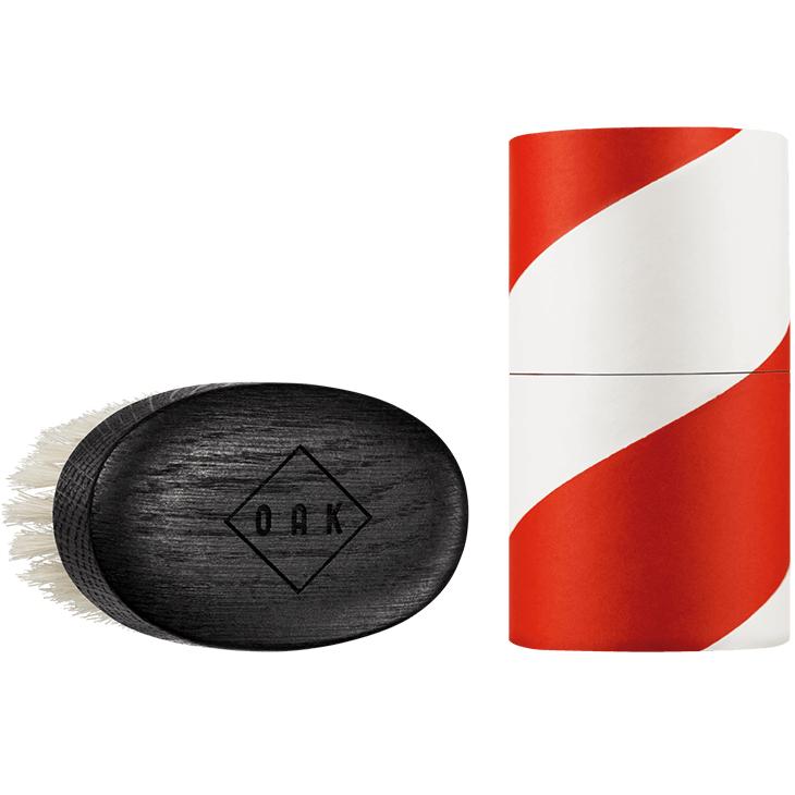 Brosse à barbe OAK soft - poils souples